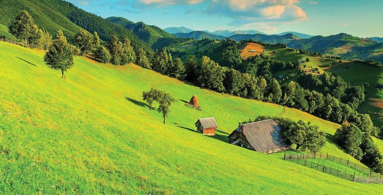 טיול בטרנסילבניה רומניה